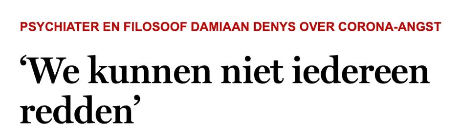 Damiaan-Denys-Corona-angst