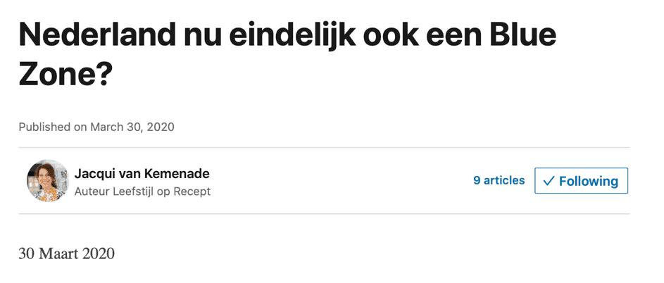 Nederland-blue-zone