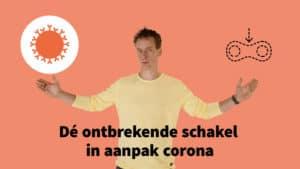 Aanpak Corona