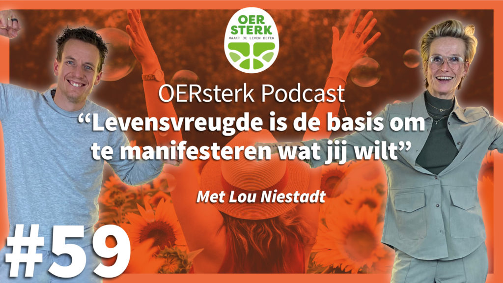 OERsterk Podcast Lou Niestadt