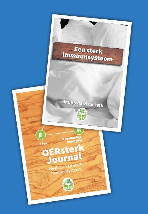 Immuunsysteem + journal