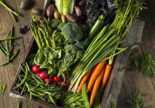 500 gram groenten